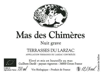 Terrasses du Larzac - Nuit grave