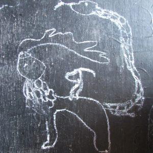 Chimère de Paul Dardé, 8 ans
